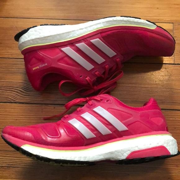 Zapatillas adidas Energy Boost TechFit zapatillas de entrenamiento poshmark
